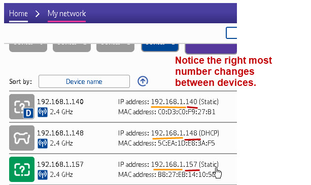IP-addresses-home-network