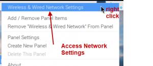 Pi-network-setting-gui