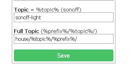 sonoff-config-topics